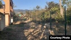 Разделительная линия в селе Гугутианткари (иллюстративное фото)