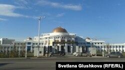 Астанадағы Назарбаев университеті.