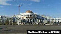 Астана, лістапад 2013 году