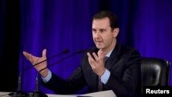 Сирия президенті Башар Асад.