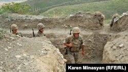 Ղարաբաղա-ադրբեջանական շփման գծում ՊԲ պայմանագրային զինծառայող է սպանվել