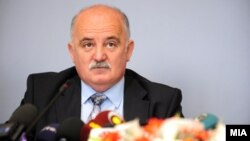 Јавниот обвинител Марко Зврлевски.