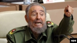 Фидель Кастро правил Кубой почти полвека, пока в феврале 2008 года не уступил власть своему брату.