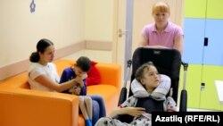 Пациенты Детского хосписа