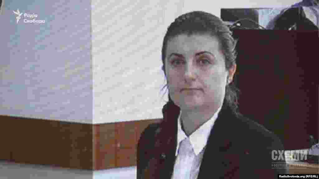 Суддя Марина Лук'яненко (Лук'яненко Марина Олексіївна, Харківський окружний адміністративний суд)