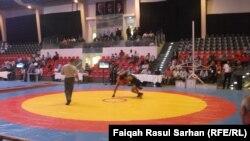 بطولة العرب للمصارعة في عمان
