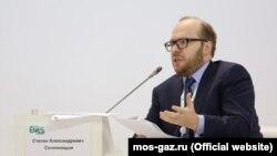 """Степан Солженицын, новый глава """"Сибирской генерирующей компании"""""""