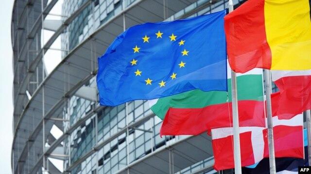 Zastava EU i država članica