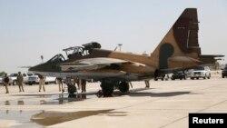Sukhoi Su-25 qırıcısı