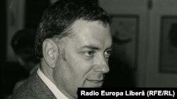 Vlad Georgescu, imagine de arhivă.