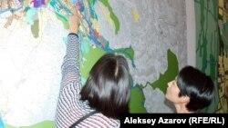Қаланы дамыту жоспары. Алматы, 8 қыркүйек 2015 жыл.