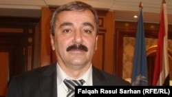 Iraq - Iraqi Minister of Health Majid Hamid Amin, Amman, undated