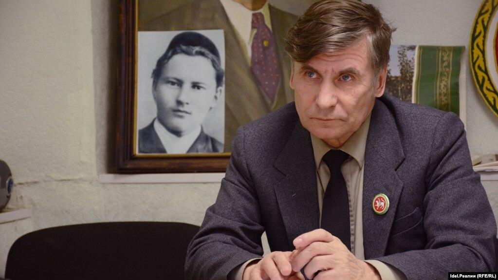 Председатель президиума ВТОЦ Фарит Закиев