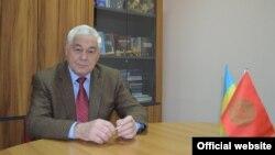 Кыргызстандын Украинадагы элчиси Улукбек Чыналиев