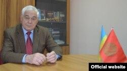 Улукбек Чыналиев, Кыргызстандын Украинадагы элчиси.