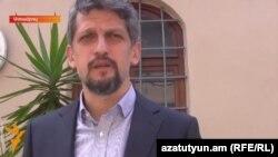 Թուրքիայի խորհրդարանի հայազգի պատգամավոր Գարո Փայլանը, արխիվ: