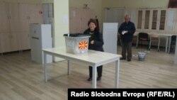 Архивска фотографија- гласање на претседателските избори