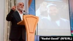 The deputy chairman of the Islamic Renaissance Party of Tajikistan, Saidumar Husaini