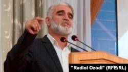 Саидумар Хусайни, Тәжікстан ислам қайта өрлеу партиясы төрағасының орынбасары.