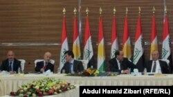 مباحثات بين الحكومة العراقية وحكومة إقليم كردستان