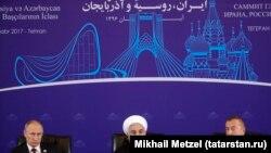 Грани Времени. Путин в Иране, Медведев - в Китае