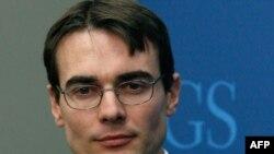 بن اسکات، مشاور نوآوری در وزارت خارجه آمریکا