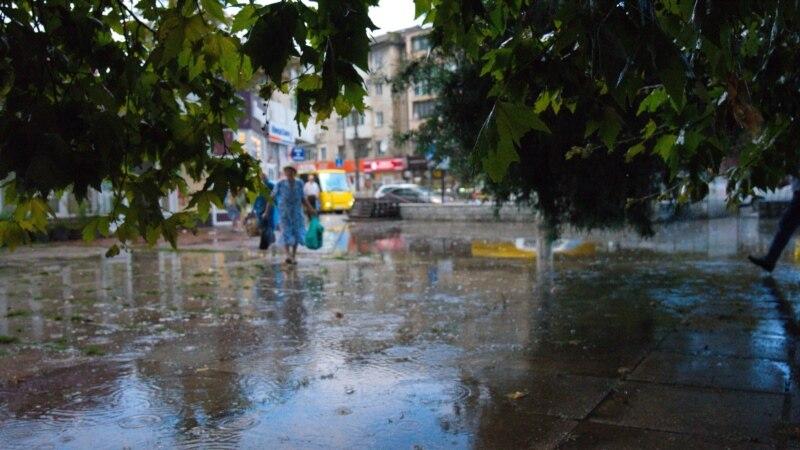 На следующей неделе в Крым придут дожди – синоптик