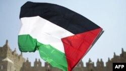 Flamuri palestinez - ilustrim