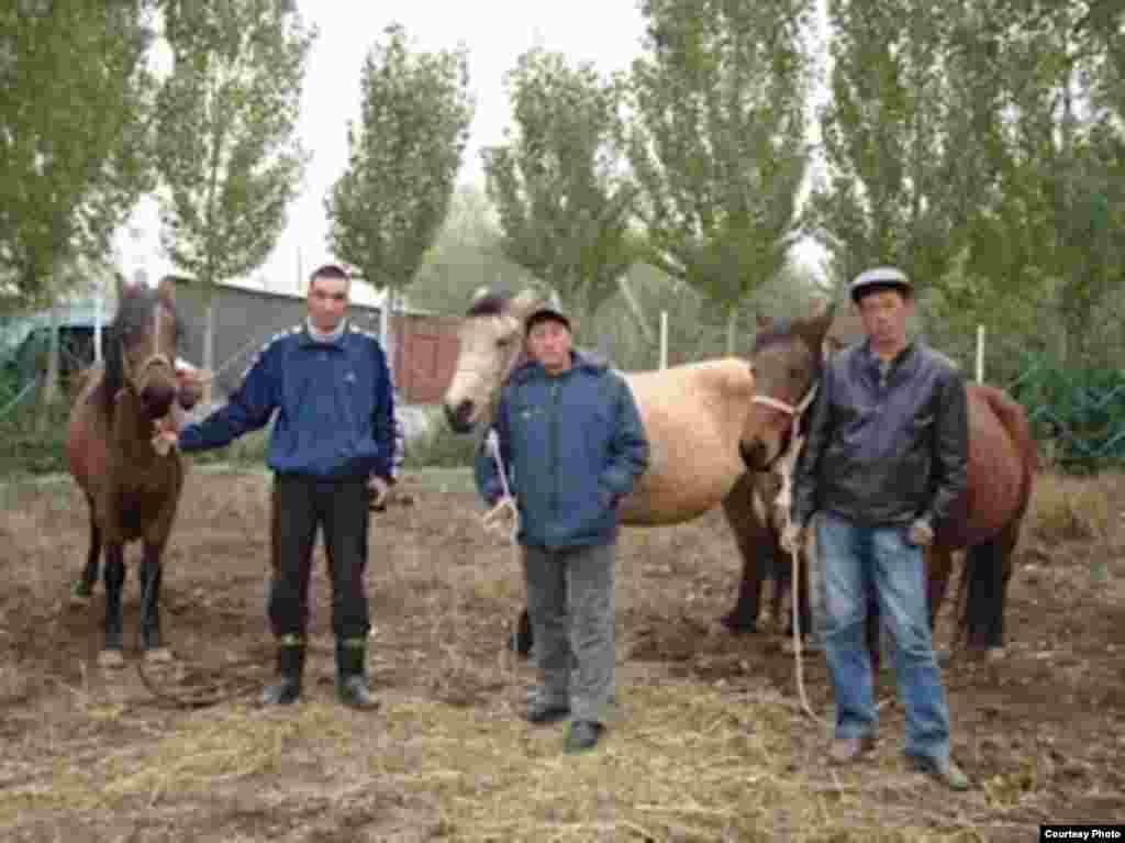 Этнические кыргызы Мургаба (Таджикистан)