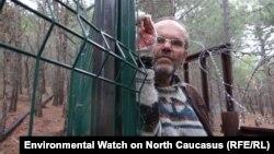 """Активист """"Экологической вахты по Северному Кавказу"""" Виктор Чириков"""