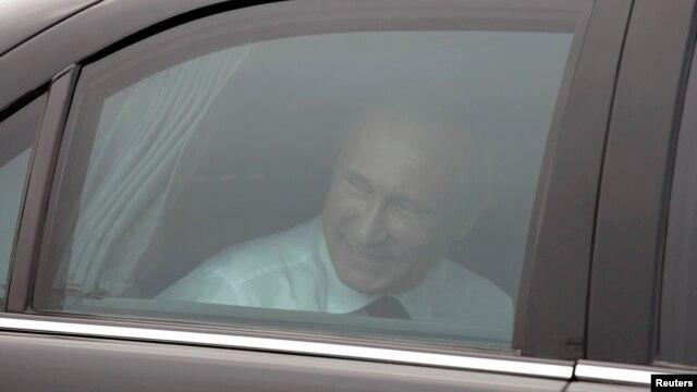 Президент Росії Володимир Путін, 26 серпня 2014 року
