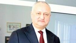 Un interviu cu președintele Igor Dodon, realizat de Valentina Ursu