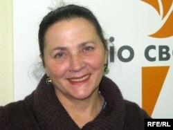 Співачка Ніна Матвієнко