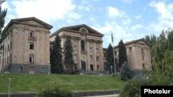 Будівля парламенту Вірменії в Єревані