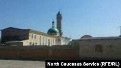 Мечеть в пригороде Махачкалы