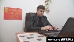 Отаман «кримського казацтва» Сергій Акімов
