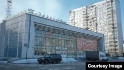 """Кинотеатри """"Тоҷикистон"""" дар Маскав"""
