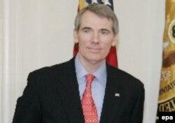 Роб Портман у Вашингтоні, 20 березня 2006 року