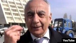 Глава ИВ Баку Гаджибала Абуталыбов, 2013
