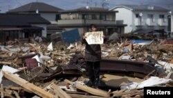 Јапонија по цунамито