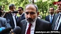 Prim ministrul Armeniei, Nikol Pashinian