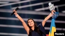 Jamala - fituese e garës për këngën më të mirë në Evrovizion