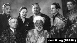 O'zbek sirki asoschisi Toshkentboy Egamberdiev sulolasi