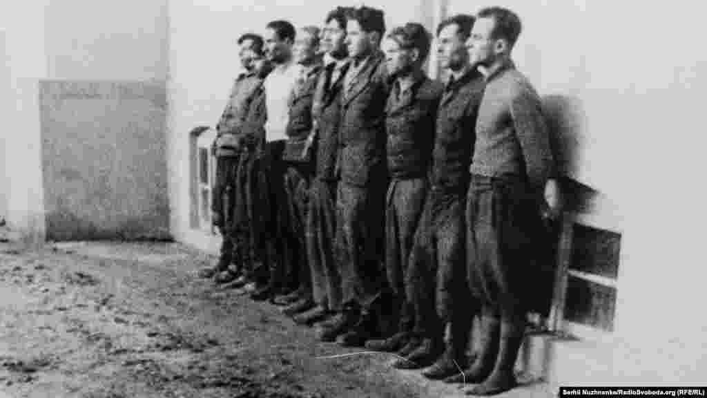 Розстріл німецькими загонами заручників у Дрогобичі, 2 грудня 1943 року