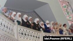"""В мечети """"Ляля-Тюльпан"""" в Уфе"""