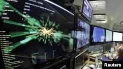 Эксперименты в Европейском центре ядерных исследований
