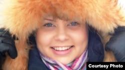 «Қазақстан жастарының ақпараттық қызметі» үкіметтік емес ұйымының Шымкент қалалық бөлімшесі белсендісі Елена Швецова.