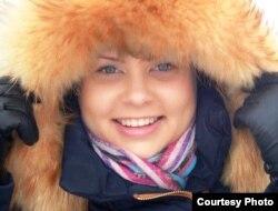 Елена Швецова. Фото из личного архива.