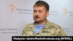 В'ячеслав Зайцев, оборонець ДАП. 10 жовтня 2015 року