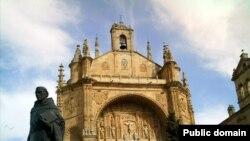 Монастырь Сан Эстебан: в Саламанке, кроме знаменитой пещеры, есть на что еще посмотреть